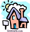 House Vector Clip Art picture