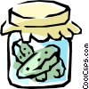 Pickles Vector Clipart graphic
