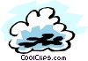 Clouds Vector Clipart picture