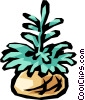 Plants Vector Clip Art picture