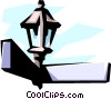 Vector Clip Art picture  of a Street sign