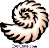 Seashells Vector Clip Art picture