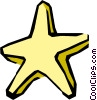 Star Vector Clipart illustration