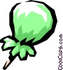 Vector Clipart picture  of a Lollipop