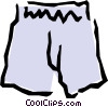 Underwear Vector Clipart illustration