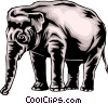 Elephant Vector Clipart picture