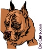 Bulldog Vector Clip Art picture