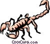 Scorpions Vector Clipart graphic