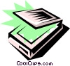 Computer scanner Vector Clipart picture