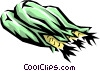 Vector Clipart picture  of a Corn