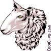 Sheep Vector Clip Art image