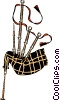 Vector Clipart image  of a Bagpipes