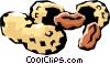 Vector Clip Art graphic  of a Peanuts