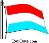 Vector Clip Art graphic  of a Netherlands flag