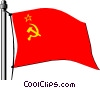 Vector Clip Art graphic  of a Russia flag