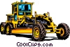 Grader Vector Clipart illustration