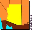 Arizona Vector Clipart picture