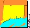 Connecticut Vector Clipart image