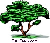 Trees Vector Clipart illustration