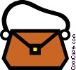 Purse Vector Clipart picture