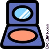 Vector Clipart graphic  of a Compact