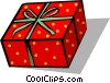 Gift Vector Clipart image