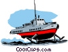 Vector Clipart graphic  of a Hydrofoil
