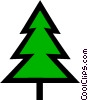 Fir Tree Vector Clip Art picture