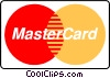 MasterCard Vector Clipart illustration