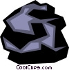 Coal Vector Clip Art picture