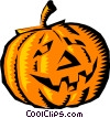 Pumpkins Vector Clipart illustration