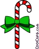 Candy canes Vector Clip Art picture