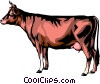 Cow Vector Clip Art picture