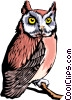 Owl Vector Clip Art picture