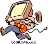 Thief Vector Clip Art picture
