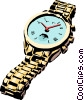 Vector Clipart picture  of a Watch