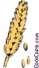 Wheat Vector Clipart picture