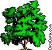 Tree Vector Clip Art graphic