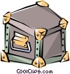 Trunk Vector Clipart picture