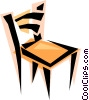 Cool chair Vector Clipart picture