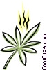 Marijuana Vector Clipart picture