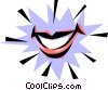 Smile Vector Clip Art graphic