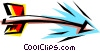 Vector Clip Art picture  of a This is an arrow