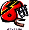 Coolbat helmet Vector Clip Art graphic
