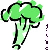 Broccoli Vector Clipart picture