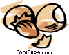 Nuts Vector Clipart picture