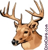 Deer Vector Clipart picture