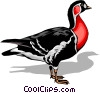 Vector Clipart image  of a Bird