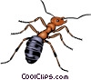 Ant Vector Clipart picture