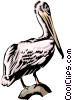 Vector Clipart graphic  of a Pelican